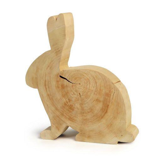 Dieser süße Osterhase ist genau das Richtige für Deine Dekoration an den Feiertagen.