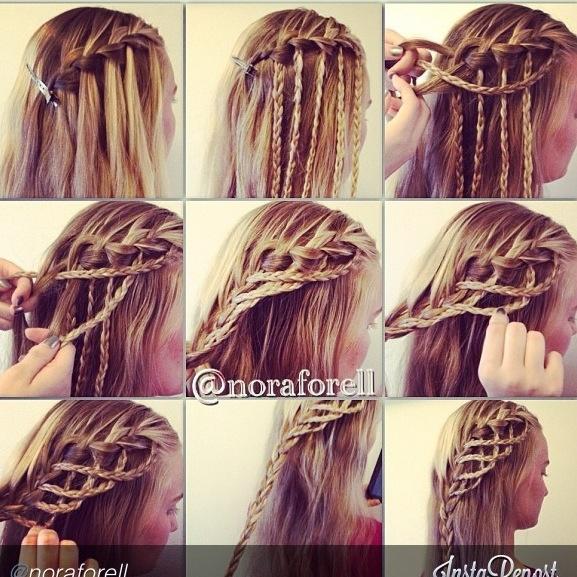 Best 25+ Basket braid ideas on Pinterest | Basket weave braid ...