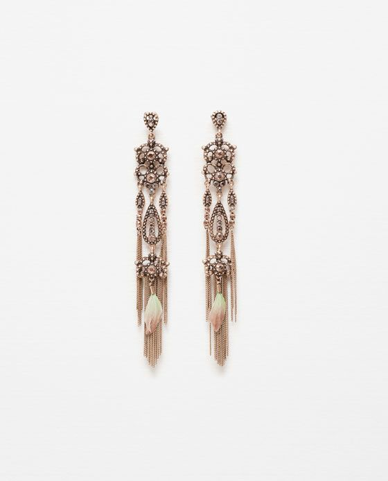 Earrings Zara