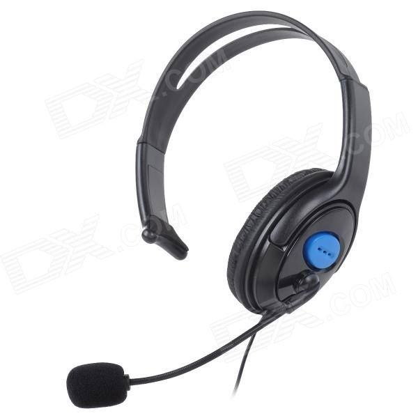 #110Cm #Gaming #Headset #Headphones #W #Microphone #Voice #Control #For #PS4 # #Black # #Blue #35Mm #Plug #Consumer #Electronics #Home #Other #Accessories #Sony #PlayStation #Video #Games Available on Store USA EUROPE AUSTRALIA http://ift.tt/2g9mQGD