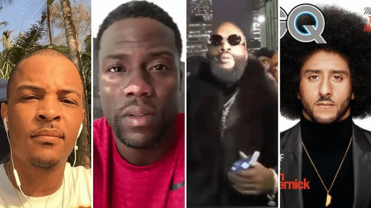 Celebs Reactions To Free Meek Mill Rally (ft. Kevin Hart, TI, Rick Ross,...