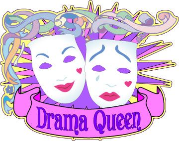 Personalized Drama Masks Vinyl Decal Band Dance Music