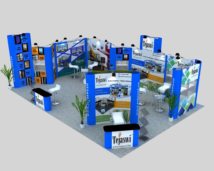 9x6 Portable Exhibition Stand