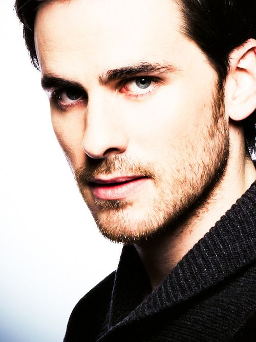 If they name you Colin, you must be hot.   Irish actor Colin O' Donoghue