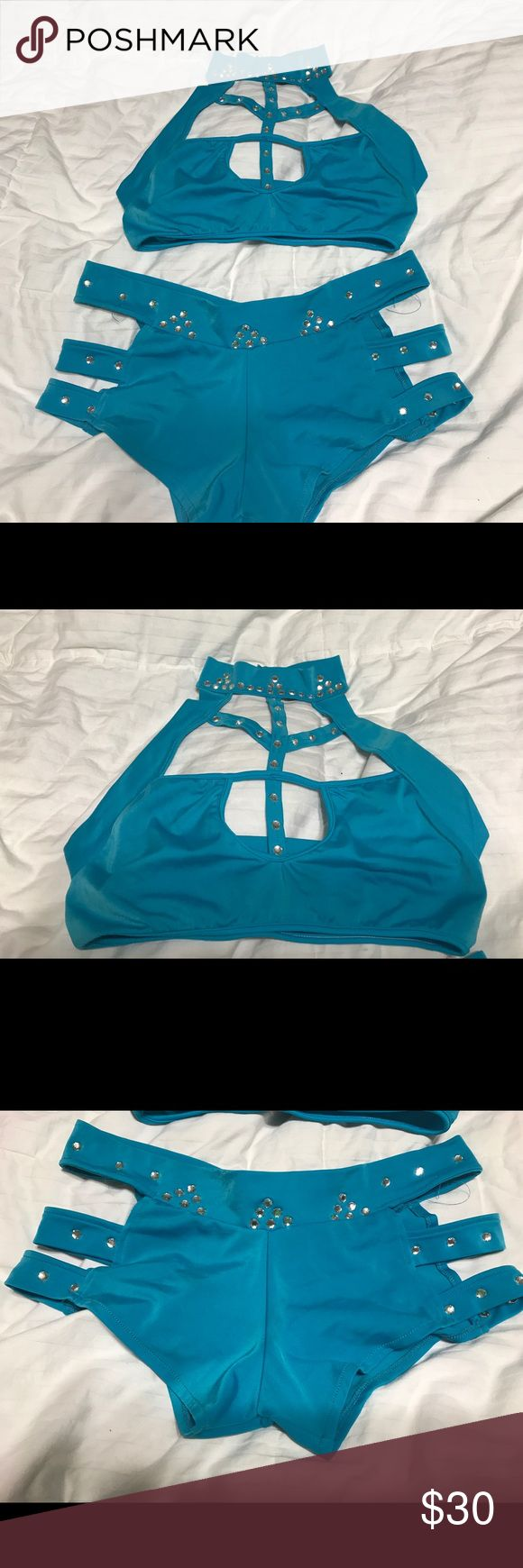 Juniors Swimsuit for competition Sz XS Roma Hollywood Swimsuit Junior SzXS. Firm price $30 Roma Hollywood Swim Bikinis