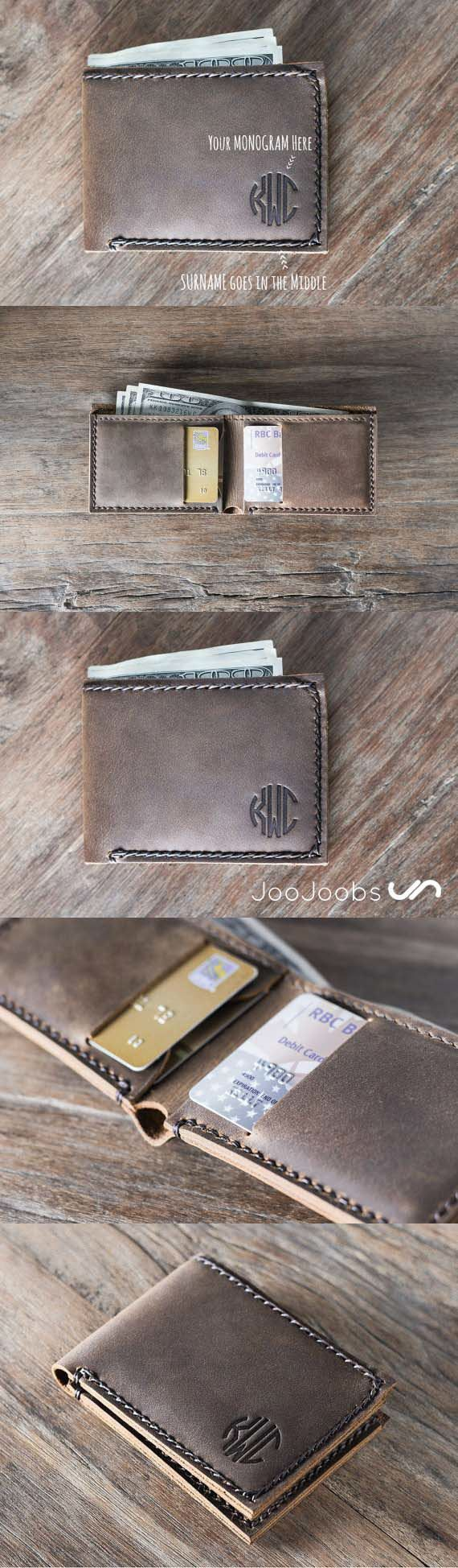 Awesome x 100 !! This wallet is the perfect gift idea. We hand make all our wallets with full grain distressed leather. This wallet, you get to tell us the initials of the gift recipient and we brand them into the leather. You are guaranteed to love this wallet as it will draw many compliments and last a lifetime. #JooJoobs #Quality #Craftmanship #Monogrammed