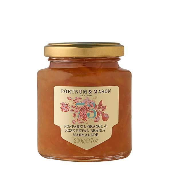 Non Pariel Marmalade with Rose Petal Brandy, 200g