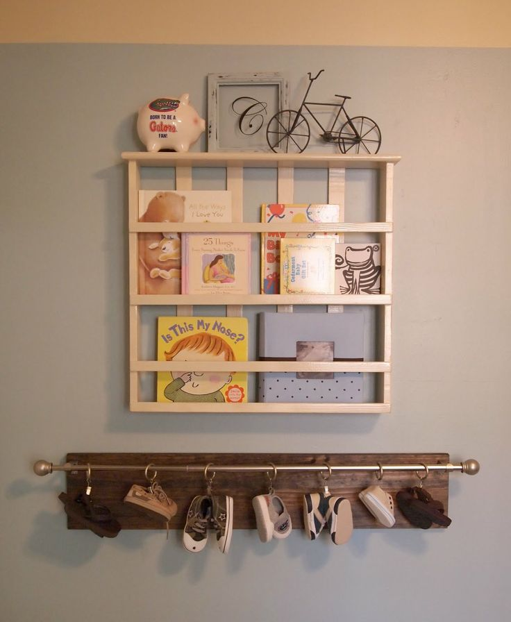 image detail for all my heart baby shoe storage solution