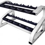 CAP Barbell RK-5 Commercial dumbbell rack 5 pair