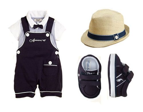 Cute Baby Clothes | Style 101: A Dapper Look For Your Baby Boy | DesignerMaternityClothing ...