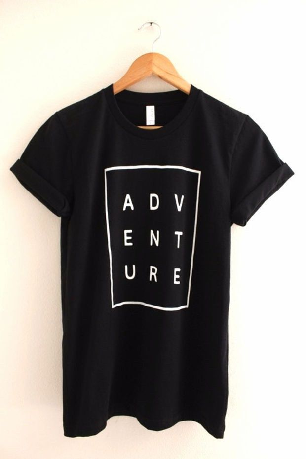this minimalist t shirt - Ideas For T Shirt Designs