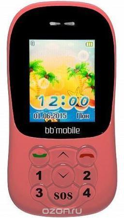 BB-mobile K0030G GPS Маячок II, Pink  — 3990 руб. —  Малыши любят семейные прогулки, поездки в зоопарк или музей. А первоклашки гордятся тем, что едут с классом на настоящую экскурсию. Вокруг столько интересного, что ребенок легко может отстать от группы и потеряться. Однако если у него с собой один из детских мобильных GPS-телефонов bb-mobile с компонентами безопасности и контроля, то в любой подобной ситуации он не успеет даже испугаться а вам не придется нервничать. Ситуаций, в которых…