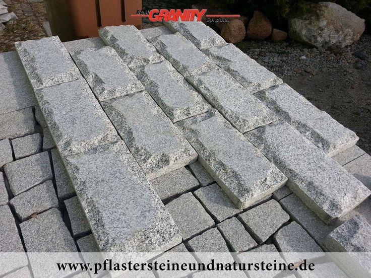 Firma B&M GRANITY – aus Natursteinen lässt sich viel machen...z.B. Bossensteine-Verblender.../unterschiedliche Erzeugnisse aus Granit, Sandstein, Schiefer usw.../ Firma B&M GRANITY realisiert auch individuelle Projekte…Ein kleines Beispiel wird hier gezei