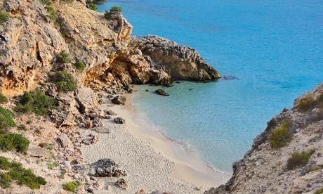 Cala Tarida. Ibiza, Spain. La otra cara de Ibiza, playas de Ibiza, rincones de…
