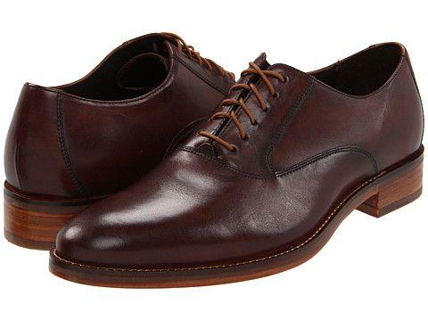 Rockport Black Leather Waterproof Cap Toe Casual Oxford Men's Dress Shoes 12 M