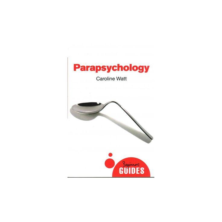 Parapsychology ( Beginner's Guides) (Paperback)