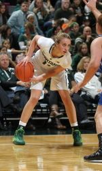 The No. 20/18 Michigan State women's basketball team opens the 2013-14 season with a top-20 battle at No. 6/7 Notre Dame (1-0) on Monday night at 7 p.m. The Spartans, who were also picked third in the Big Ten, return five of their top-six scorers from last season and opened with two strong offensive performances in the exhibition games. MSU begins with a road game for the first time since 2009 and it is the highest ranked MSU opponent since Nov. 19, 2010.