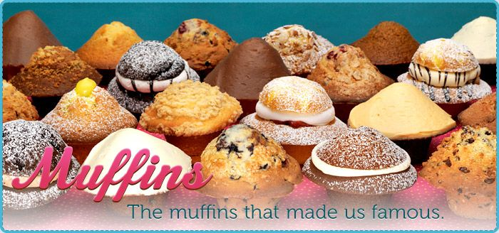 The best gourmet muffins in Boston belong to the Gingerbread Construction Company.  My fav -- Chocolate Dreme!