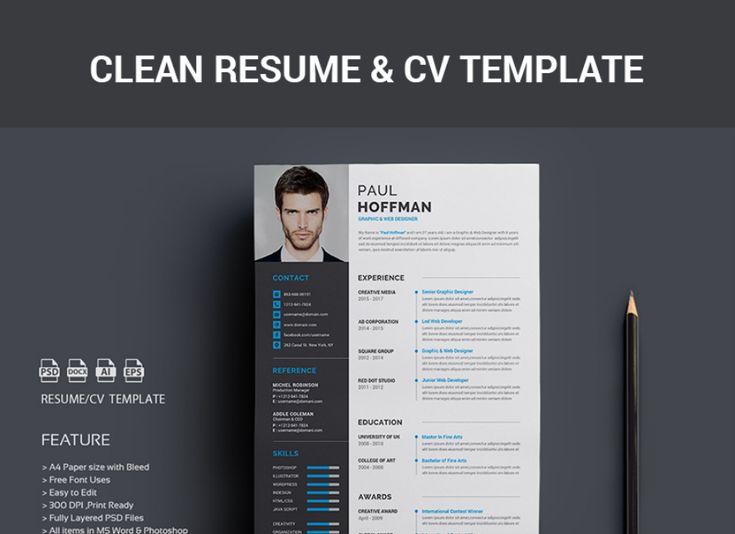 Более 25 лучших идей на тему «Free printable resume» на Pinterest - resume templates doc