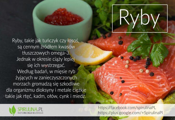 Ryby to cenne źródło witamin i minerałów, ale w niektórych przypadkach lepiej uważać... #zdrowie #ryby #ciąża #dziecko
