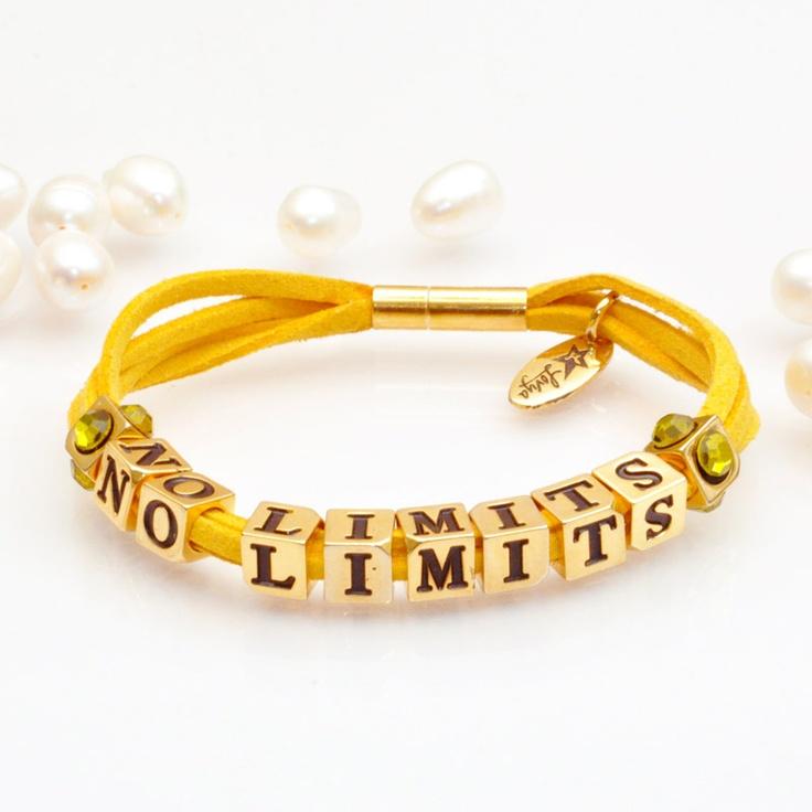 bracelet for uncompromising