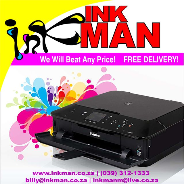 An all-in-one printer is ideal for the home #PrinterVSPrinter Available from @INKmanKZN http://buff.ly/1CASRwt