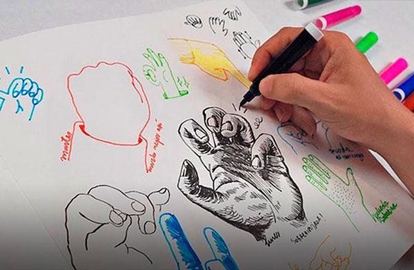 Curso de dibujo online para principiantes