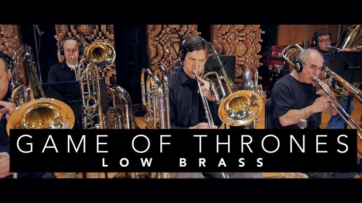 Epic Low Brass Game of Thrones Theme (Cover)