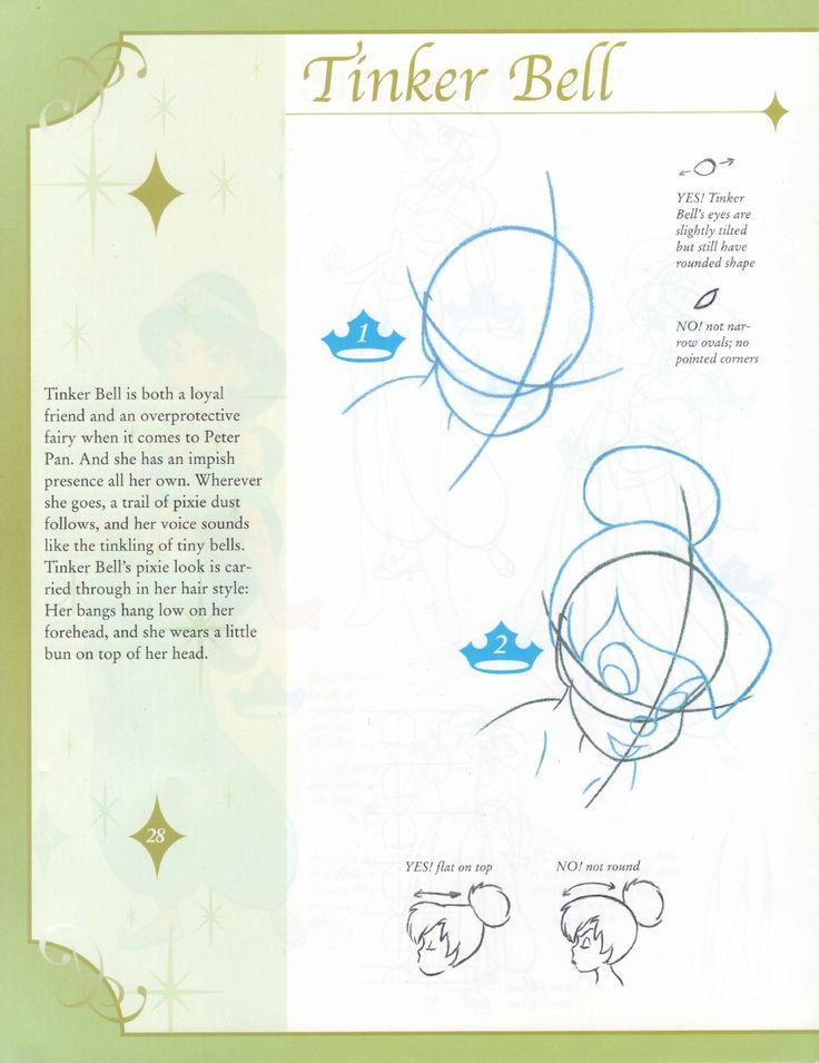how to draw disney book pdf
