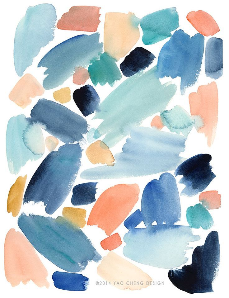 watercolor by yao cheng, color inspiration, color palette, color wheel, complementary colors, hex color, color palette generator