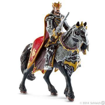 Schleich Ata Binmiş Kral Ejderha Şövalyesi 70115