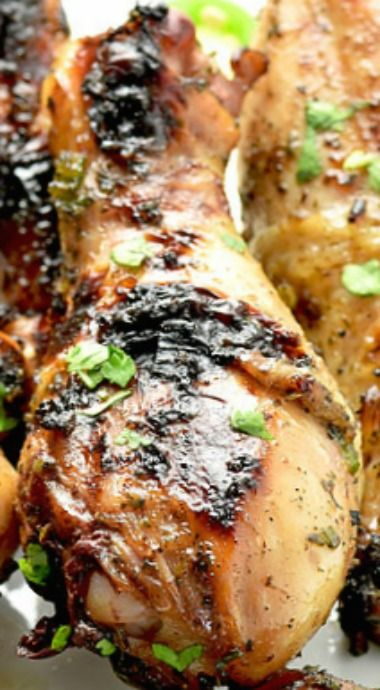 Honey Jalapeño Grilled Chicken