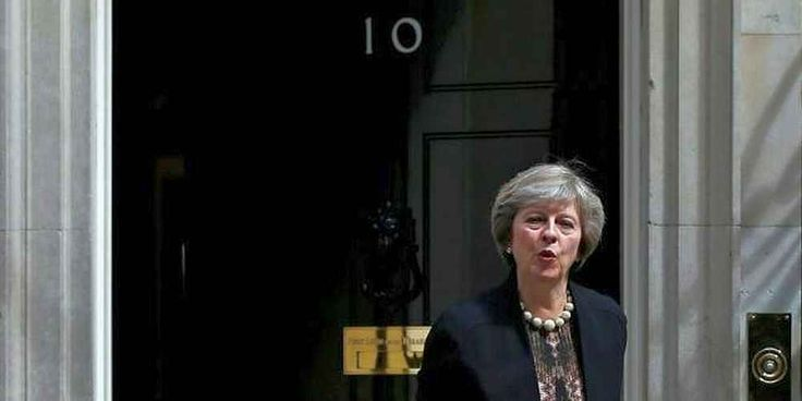 """Top News: """"UK POLITICS: Strong and Stable to Weak and Unstable: Theresa May Clinging to Power and Backlash from Conservative MPs"""" - http://politicoscope.com/wp-content/uploads/2016/07/Theresa-May-UK-Political-Top-News-Now.jpg - Conservative MP, Heidi Allen, predicted she would be gone in six months. Other Conservative MPs are taking soundings about removing Mrs May in the autumn.  on Politics - http://politicoscope.com/2017/06/10/uk-politics-strong-and-stable-to-weak-and-unst"""