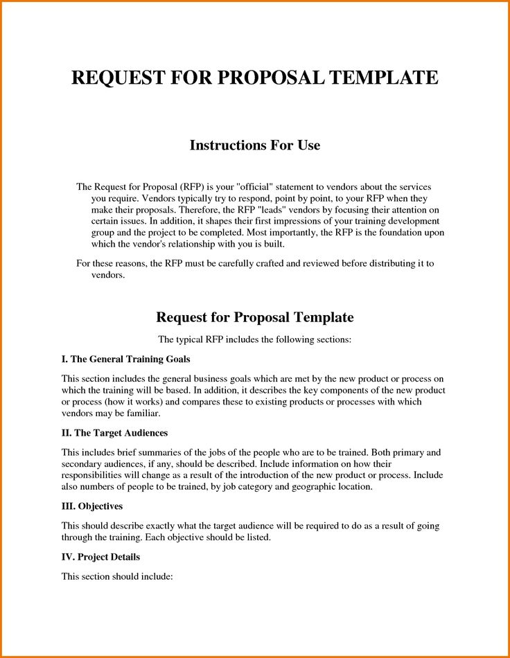request for proposal rfp A request for proposal, sometimes called an rfp or rfq (request for quotation), is a document a company issues when it wants to buy a product and it wants to make its specifications available to the public this is usually the case when several companies will bid on the work and the rfp invites more competitive prices.