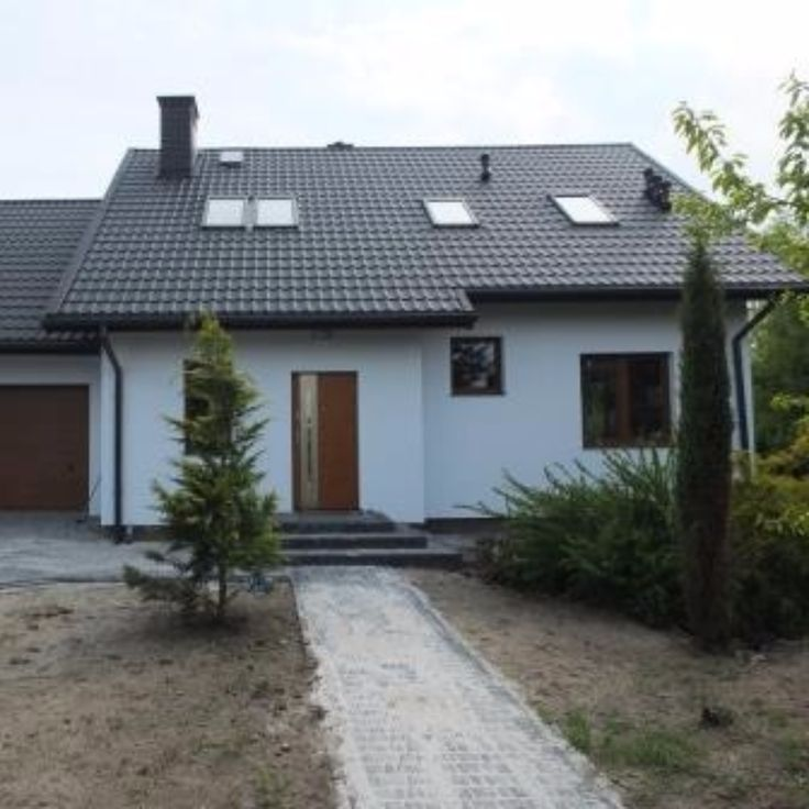 🏡 na podstawie projektu #mgprojekt Zobacz inne realizacje domów z @MGProjekt na http://www.mgprojekt.com.pl/?utm_content=buffer7f5f9&utm_medium=social&utm_source=pinterest.com&utm_campaign=buffer 👇