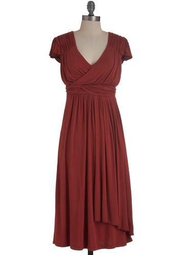 Just bought this from Modcloth. The Terra Dress in Cinnamon.: Terra Dress, Dream Closet, Retro Vintage Dresses, Bridesmaids Dresses, Grey Bridesmaid Dresses, Cinnamon 49 99, Cinnamon Fall, Cinnamon Modcloth Com