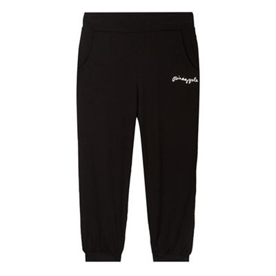 Pineapple Girls' black harem trousers | Debenhams