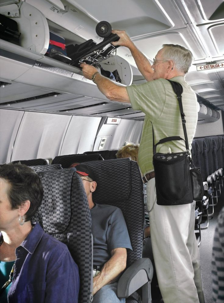 Air travel for those using oxygen has gotten so much easier with the approval of Portable Oxygen Concentrators by the Federal Aviation Administration for use onboard commercial flights originating or landing in the United States.