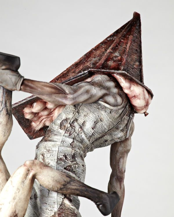 Hot Figure Toys 1 6 Silent Hill 2 Pyramid Head Pvc Statue New Toys