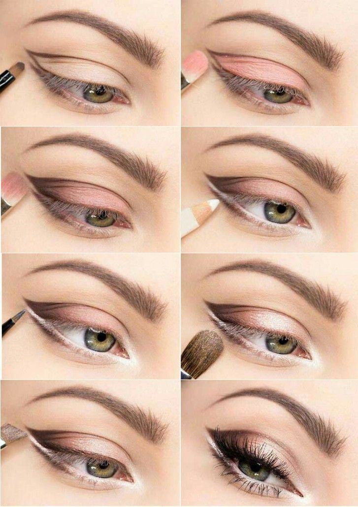 Gorgeous everyday makeup! What do you think? . Upliked by GiadaG