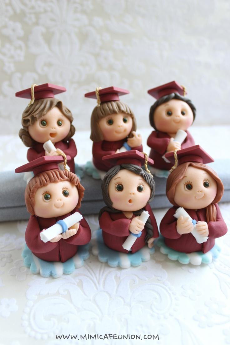 Fondant Doll Cup Cake Topper By Mimicafe Union Fondant