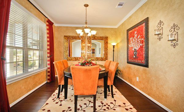 dining rooms warm colors on pinterest the cambridge formal dining