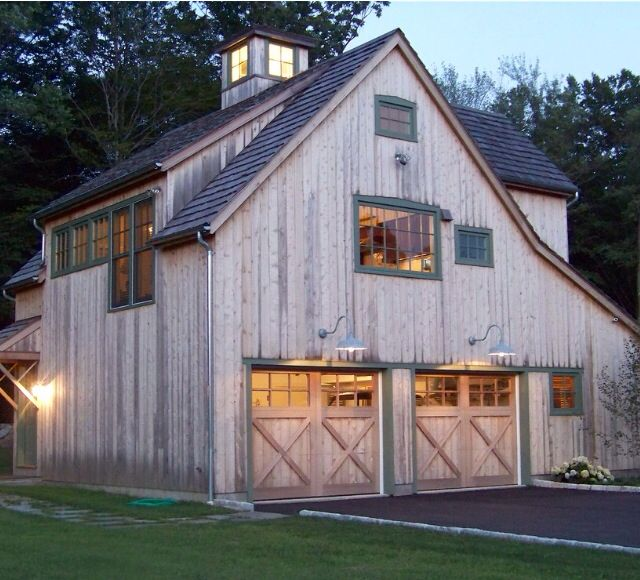 Barn House - LoVe!