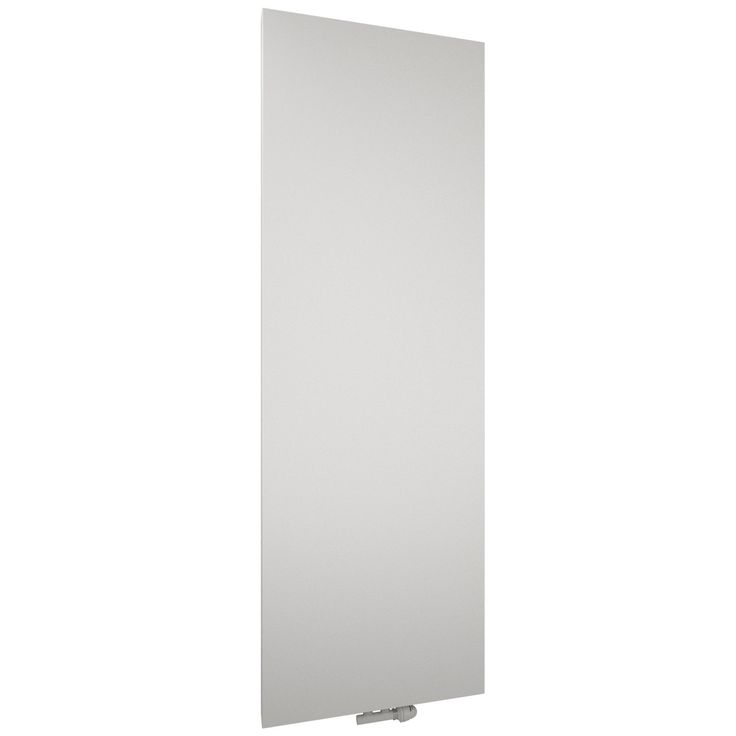 Ximax Vertiplan Duplex Vertical Radiator White, (H)1800 mm (W)450mm   Departments   DIY at B&Q