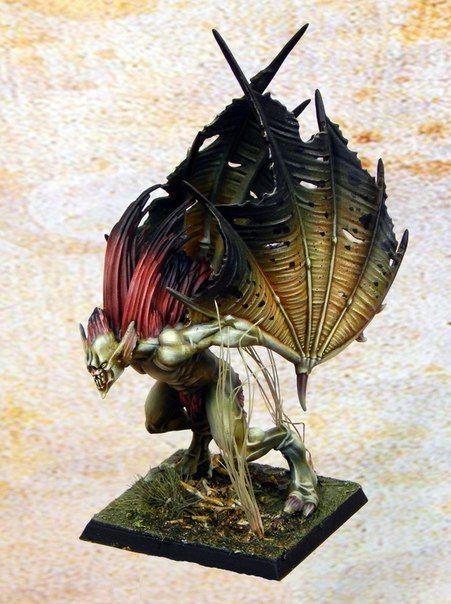 Vargulf Vampire Counts Undead #warhammer #whfb #wh #aos #ageofsigmar #sigmar…