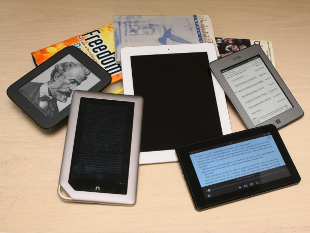 Kindle vs. Nook vs. iPad: Which e-book reader should you buy? http://cnet.co/jSGHCR