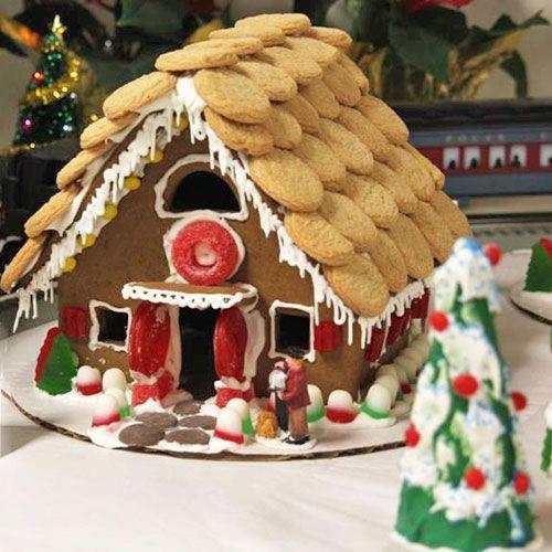 gingerbread house kits bulk. Black Bedroom Furniture Sets. Home Design Ideas