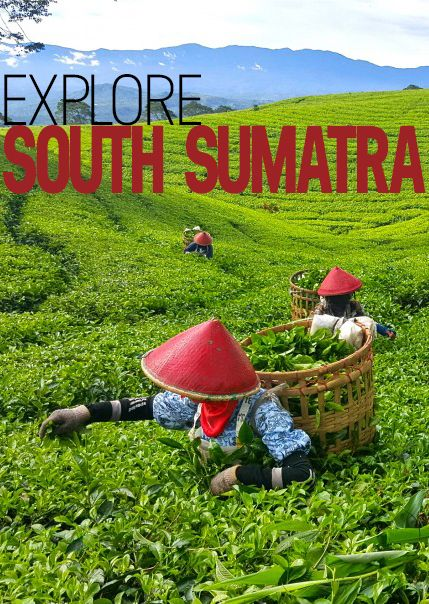 Explore Pagar Alam and South Sumatra, Indonesia