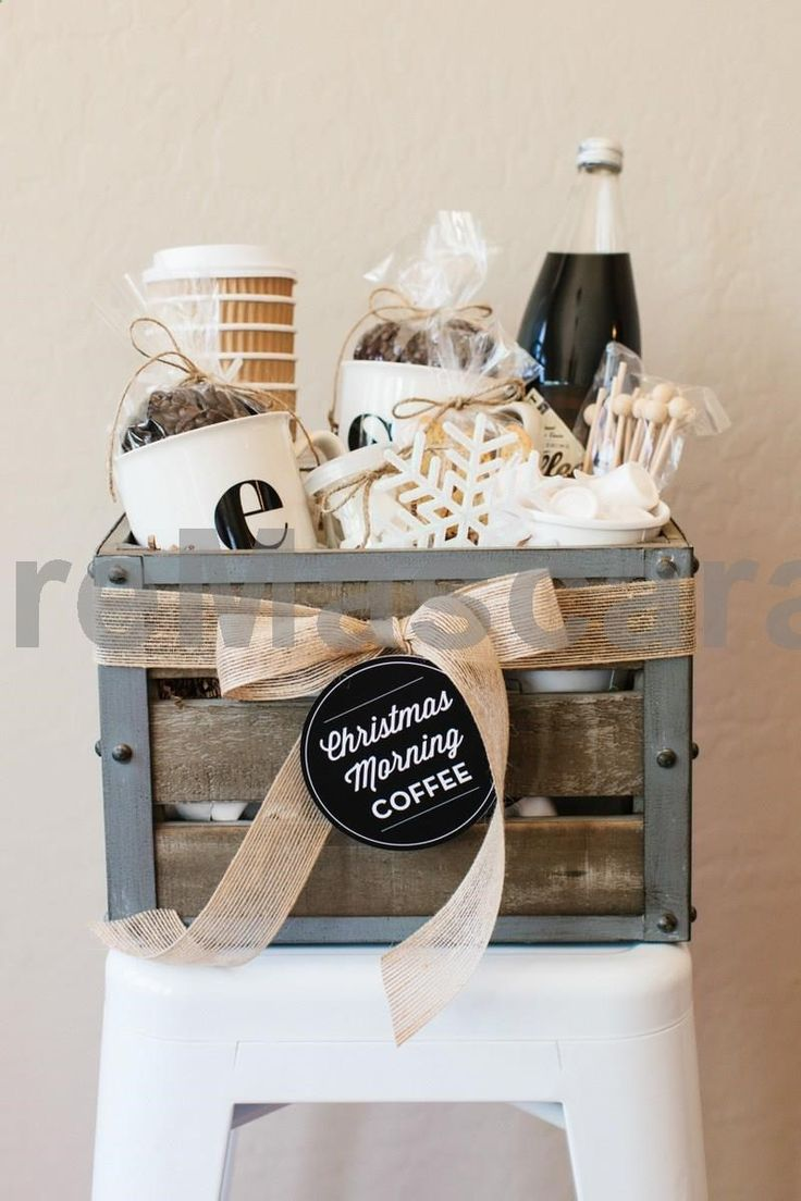 How to Create a DIY Coffee Lovers Gift Basket via The Tom Kat Studio - Do it Yourself Gift Baskets Ideas for All Occasions - Perfect for Christmas, Thank You, Birthdays or anytime! #lingerie #gifts #forher #her #valentines #valentinesday #ladies #female #outfit #morning #ideas #dressingup #erotic #valentinegift