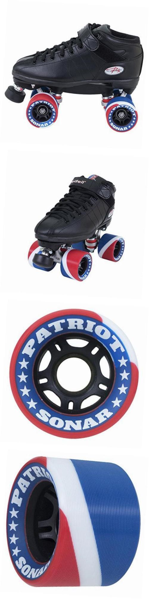 Men 71155: R3 Patriot Roller Skates -> BUY IT NOW ONLY: $195.19 on eBay!